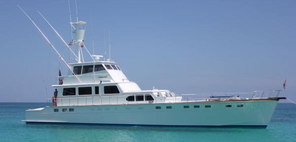 Bubbaloo Charter Yacht