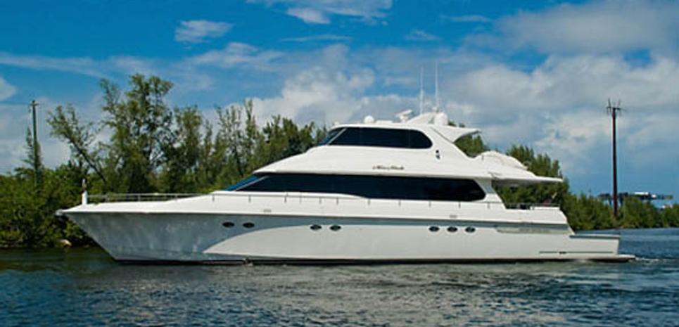 Flowergirl Charter Yacht