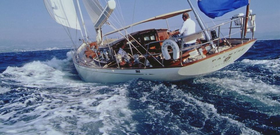 Palmyre Charter Yacht