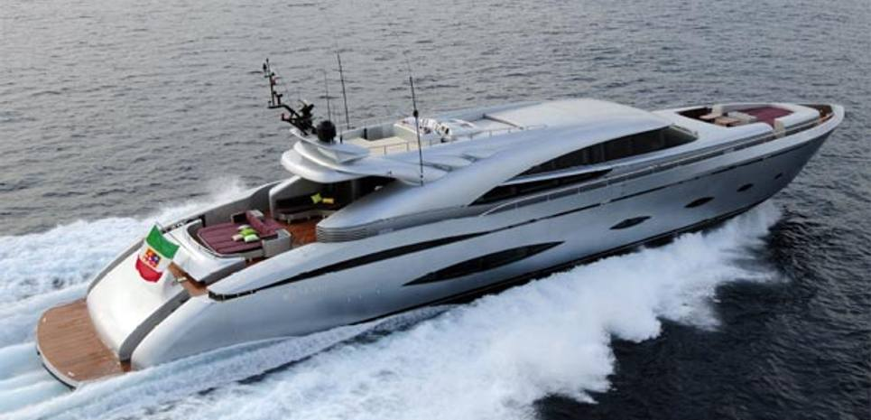 Elizaveta Charter Yacht
