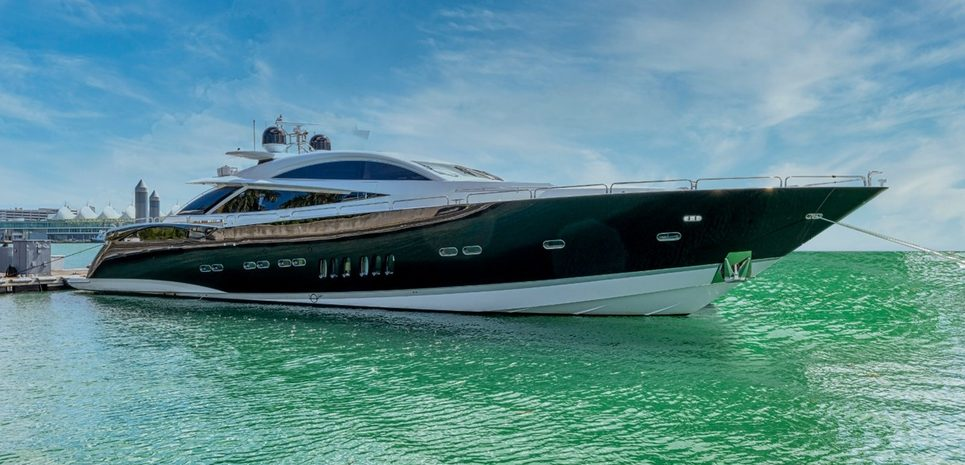 Sky Fall Charter Yacht