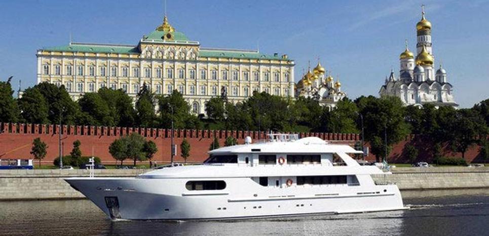 Priboy Charter Yacht