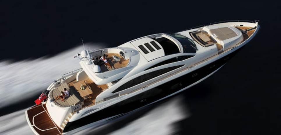 Mr. Ed Charter Yacht