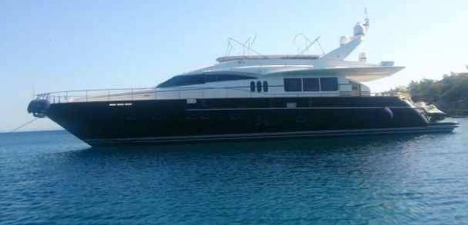 Krasseta Charter Yacht