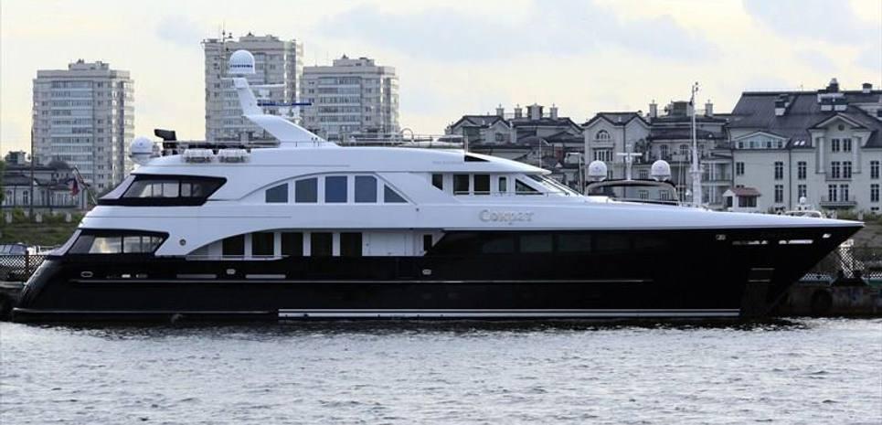 Socrat Charter Yacht
