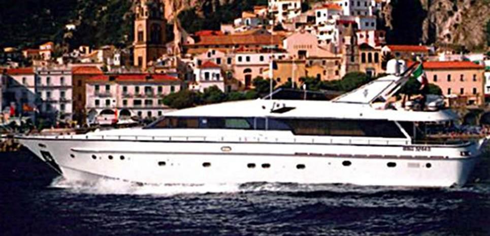 Sea Lady Charter Yacht