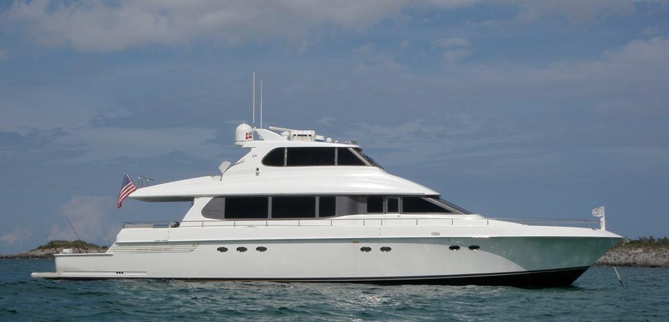 Kaleidoskope Charter Yacht