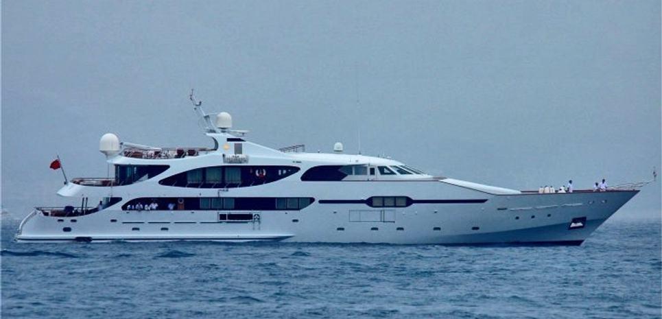 Jameel Charter Yacht