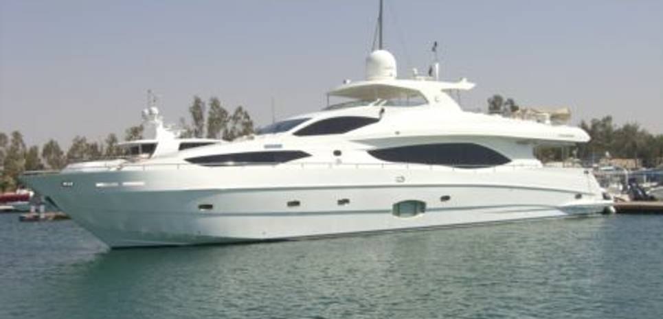 Muyassar Charter Yacht