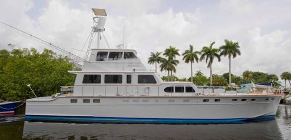 Silver Queen Charter Yacht