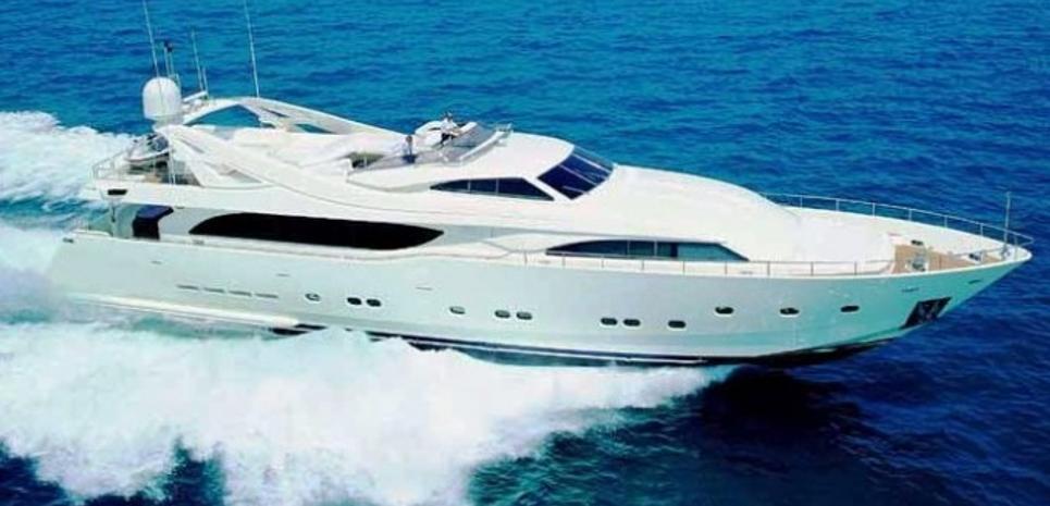 Marilyn Charter Yacht