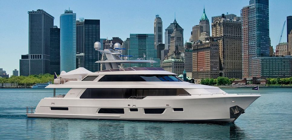 Hat Trick Charter Yacht