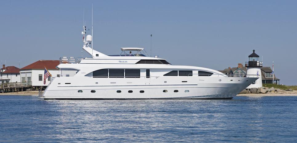 Lukousaurus Charter Yacht