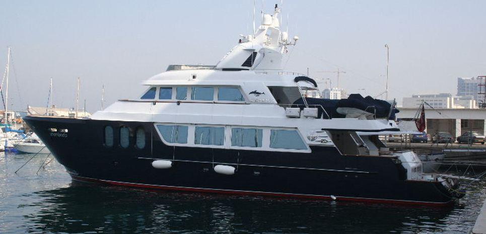 Shambhala Charter Yacht
