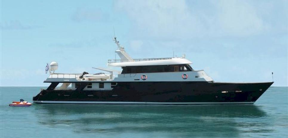 Star Alliance Charter Yacht