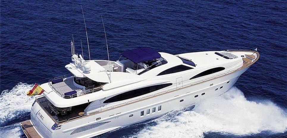 Jubel Charter Yacht