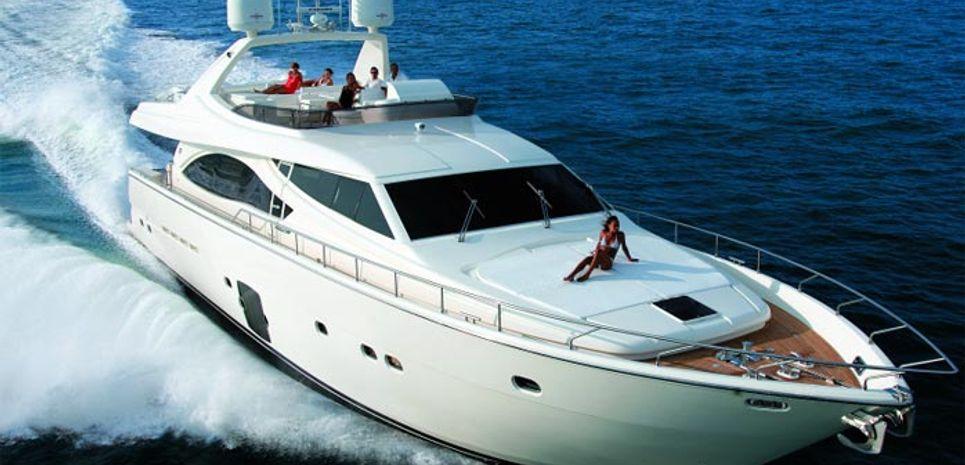 Saint Michel Charter Yacht