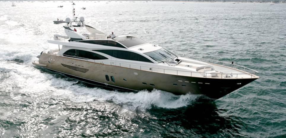 Sun Shine 1 Charter Yacht