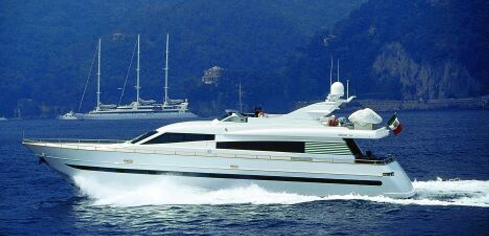 Diano 24 Charter Yacht