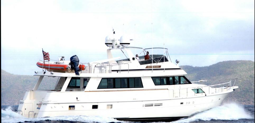 Catchin' Moments Charter Yacht