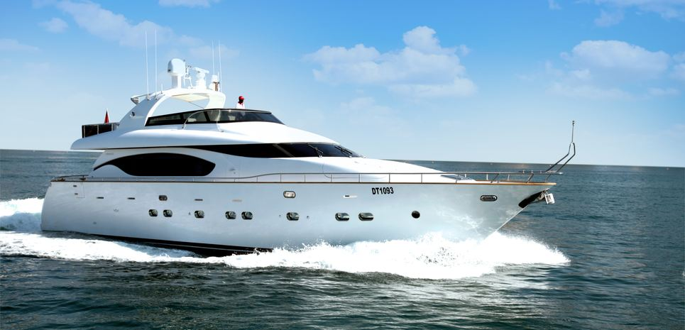 Xclusive XII Charter Yacht