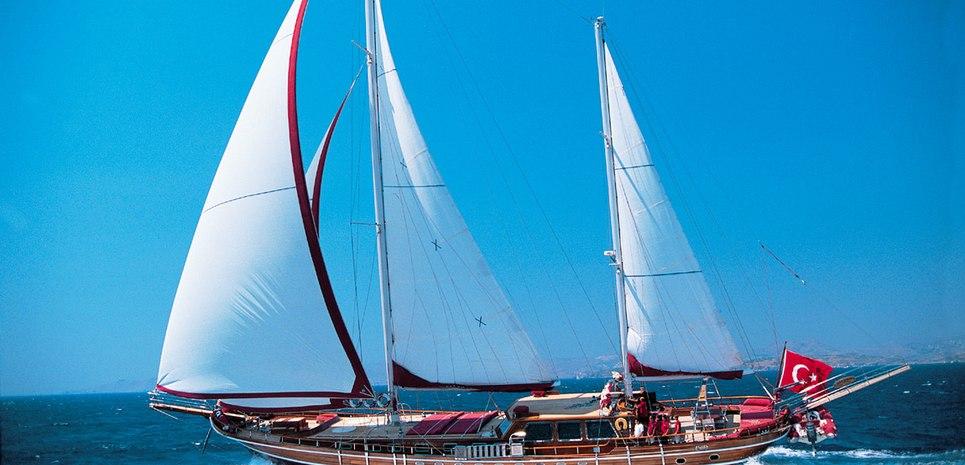 Cobra Queen Charter Yacht