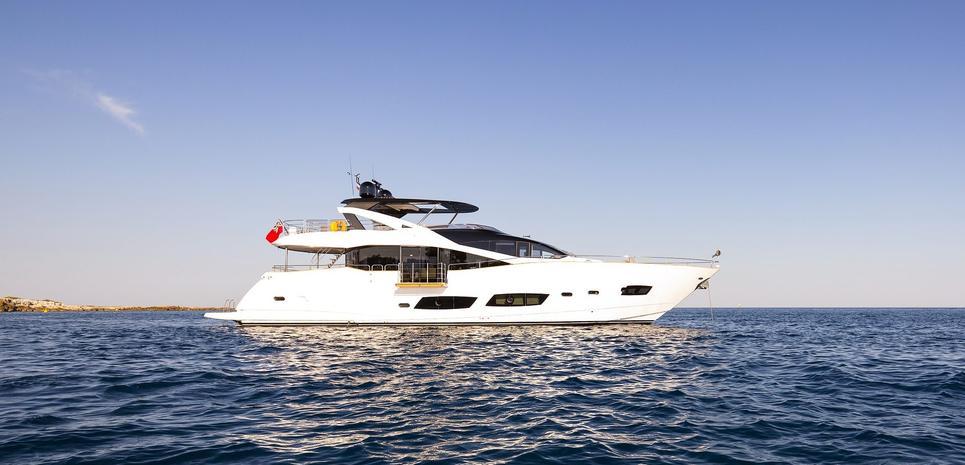 Spontaneous Charter Yacht