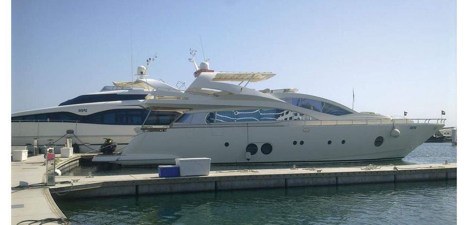 Sunkar Charter Yacht