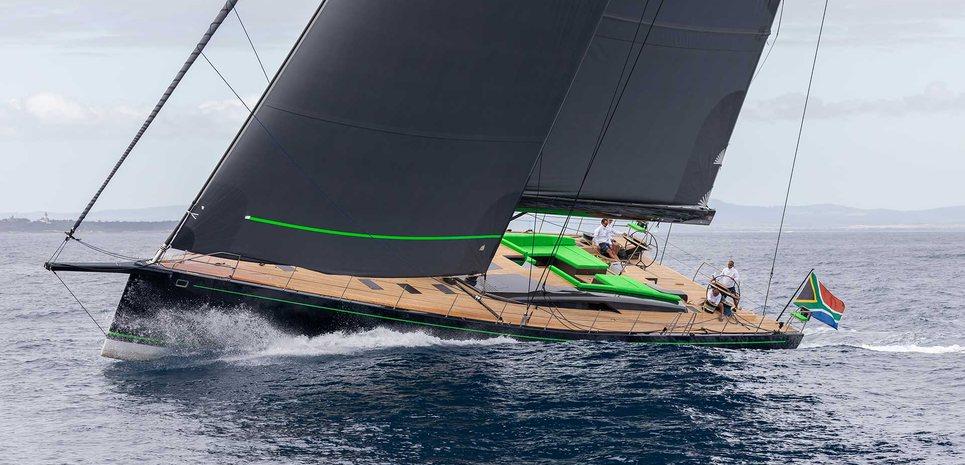 Morgana Charter Yacht
