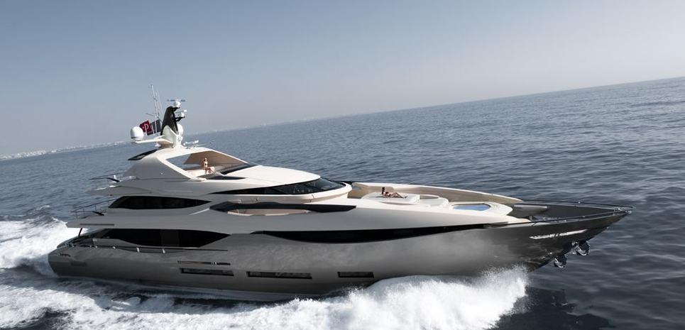 Almaha Charter Yacht