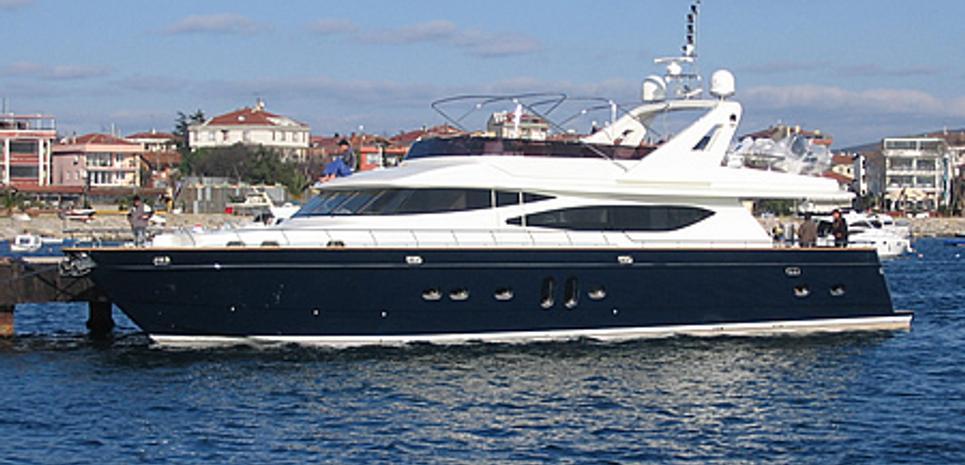 Armadev Charter Yacht