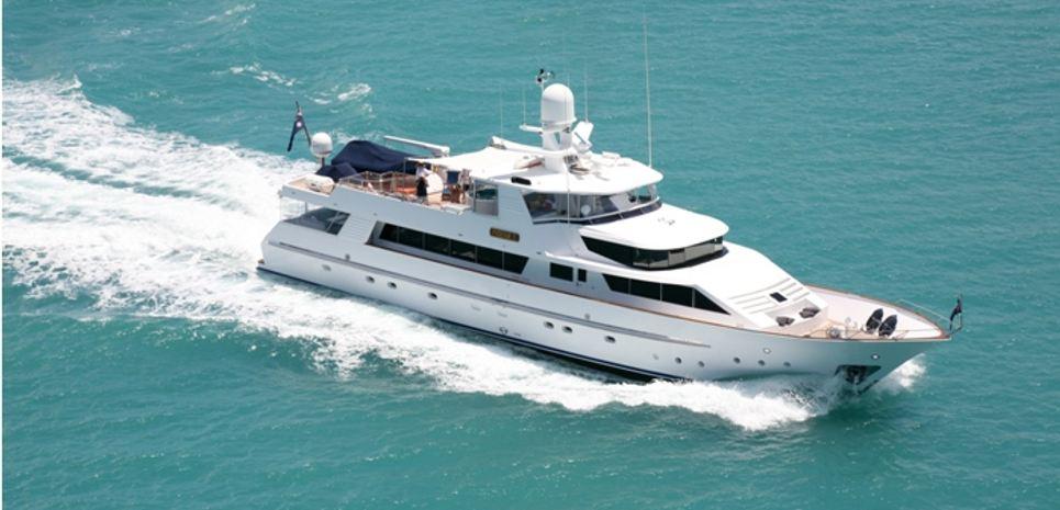 Phoenix One Charter Yacht
