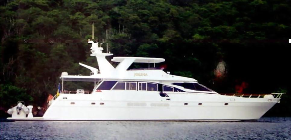 Jolina Charter Yacht