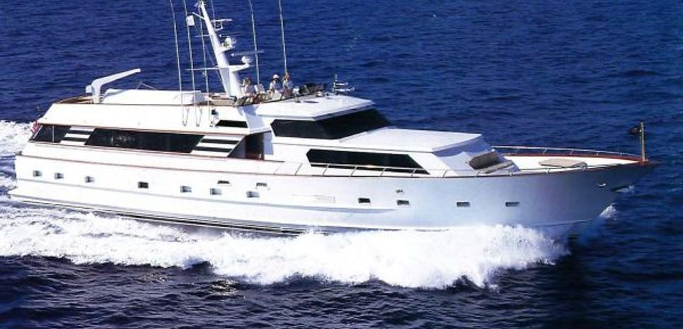 Lady Ola Charter Yacht
