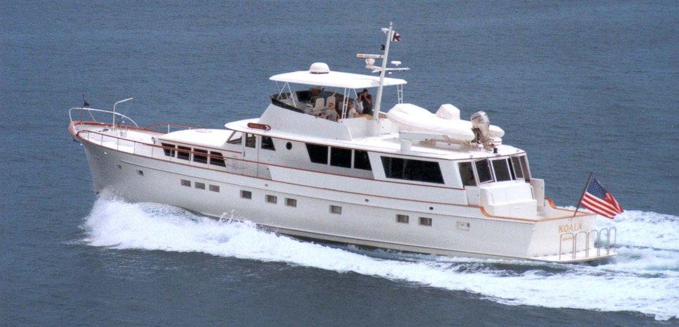 Koala Charter Yacht