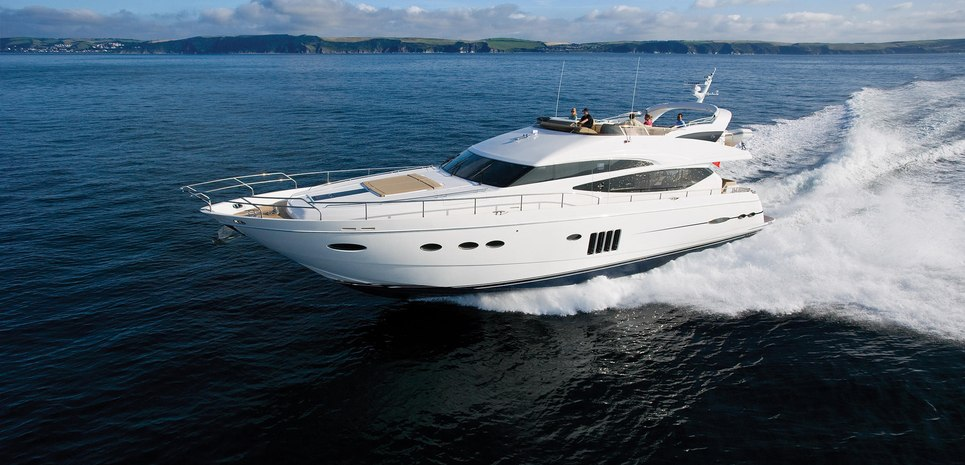 Spica Charter Yacht