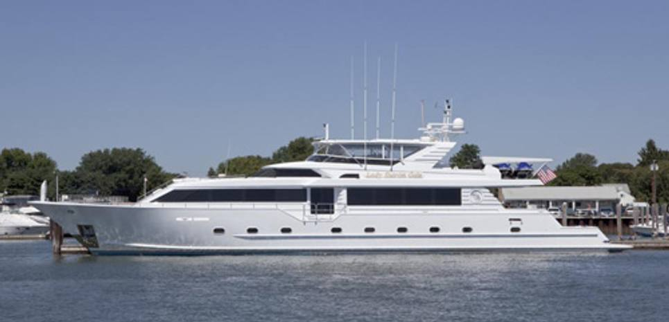 Lady Sharon Gale Charter Yacht