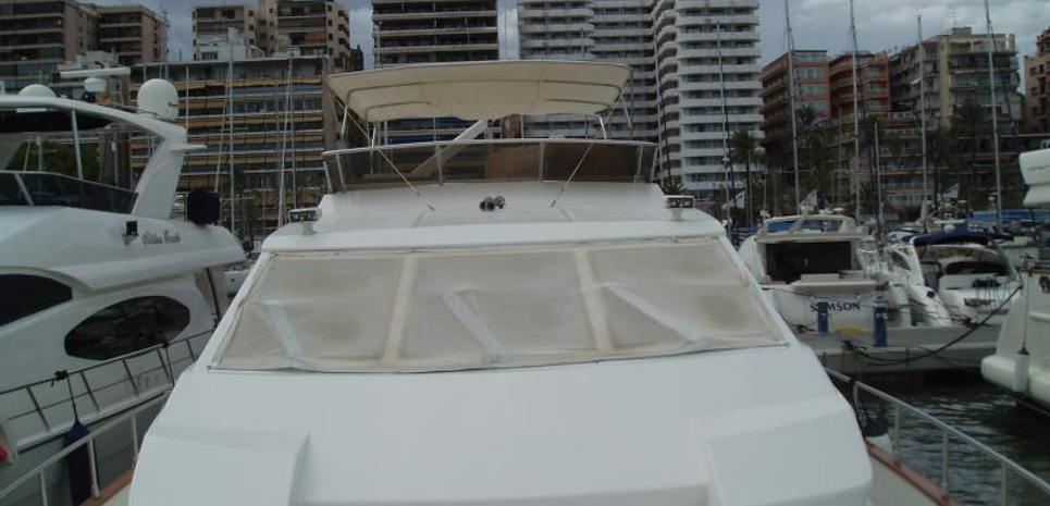 Maximilian Charter Yacht