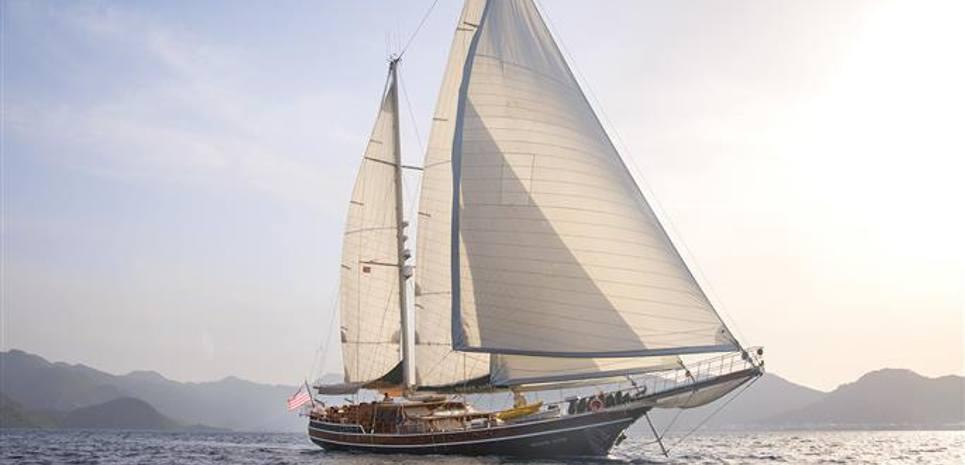 Grande Mare Charter Yacht
