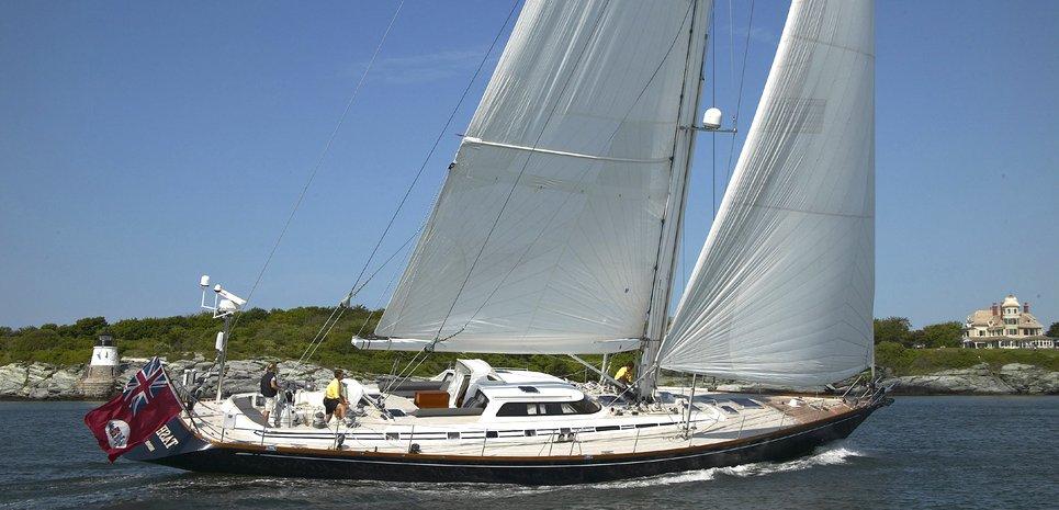 Swamp Fox Charter Yacht