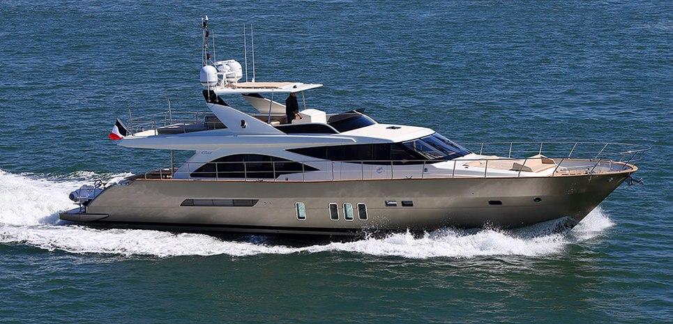 Armonee Charter Yacht