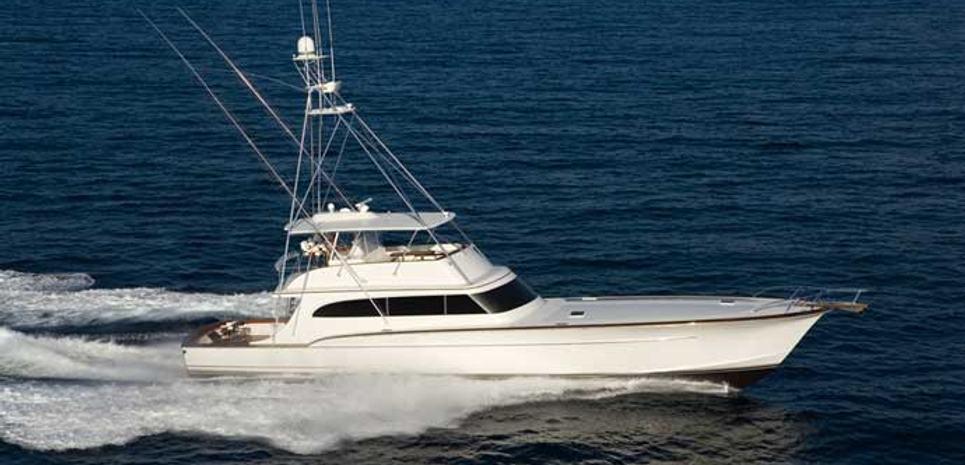 El Cazador Charter Yacht