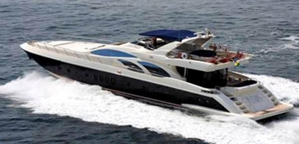Litos Charter Yacht