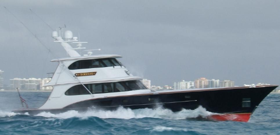 Patriot Charter Yacht