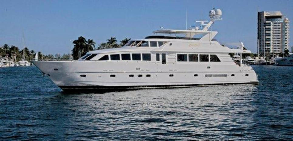 Happy Charter Yacht