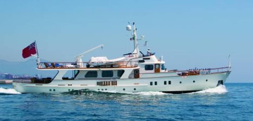 Shyraga Charter Yacht