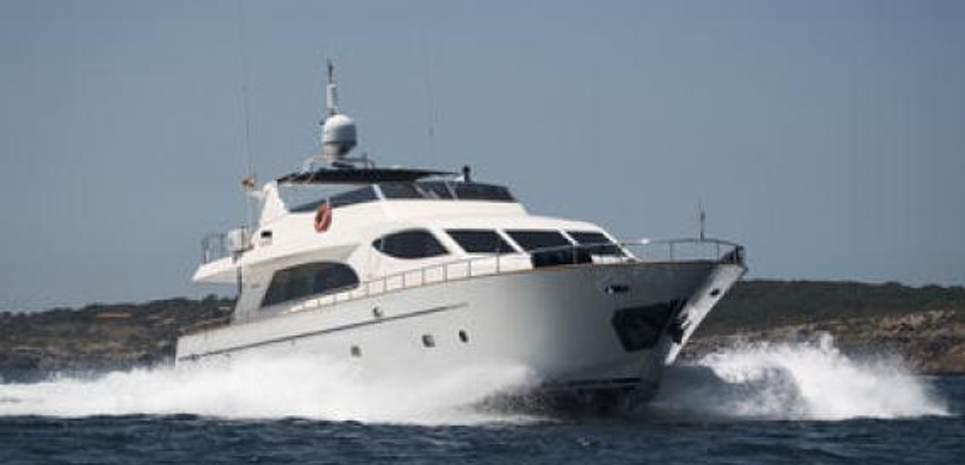 Champagne O'Clock Charter Yacht
