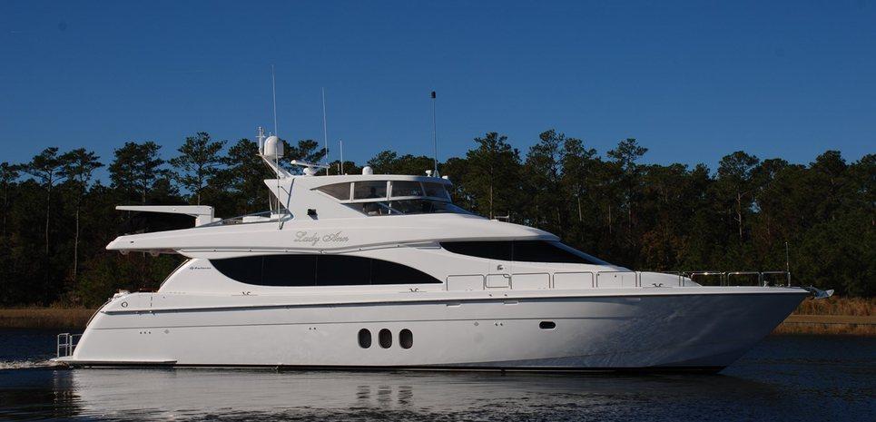 Lady Carolina Charter Yacht