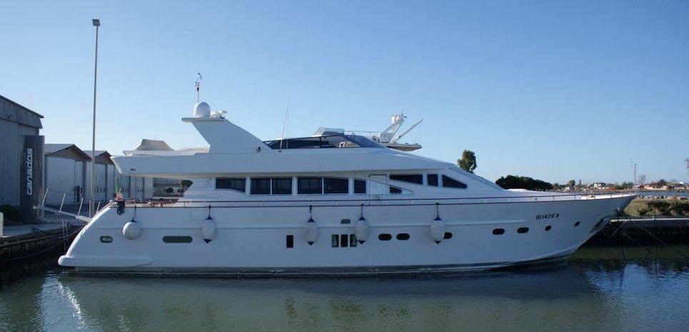 Asleco Charter Yacht