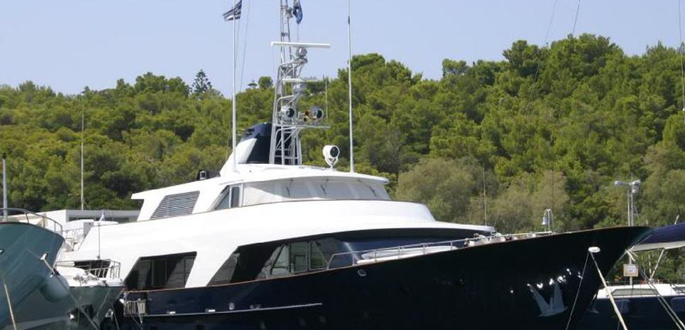 Aetea Charter Yacht